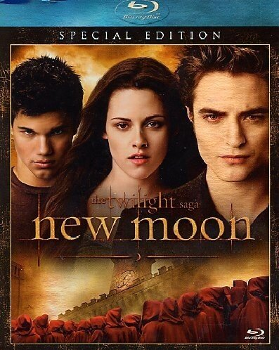 Twilight 2 - New Moon (2009) (Special Edition)
