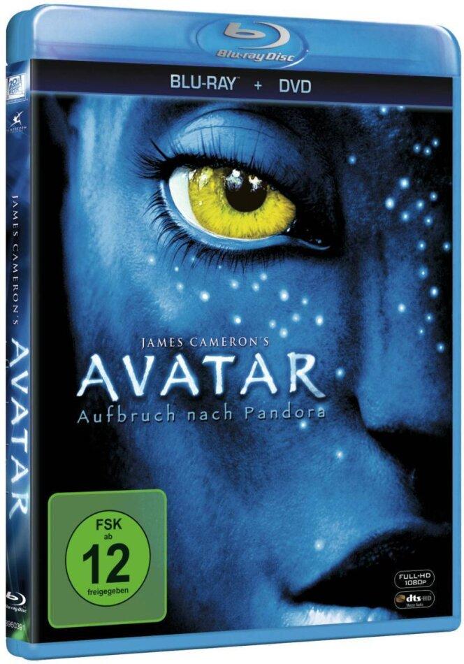 Avatar - Aufbruch nach Pandora (2009) (Blu-ray + DVD)