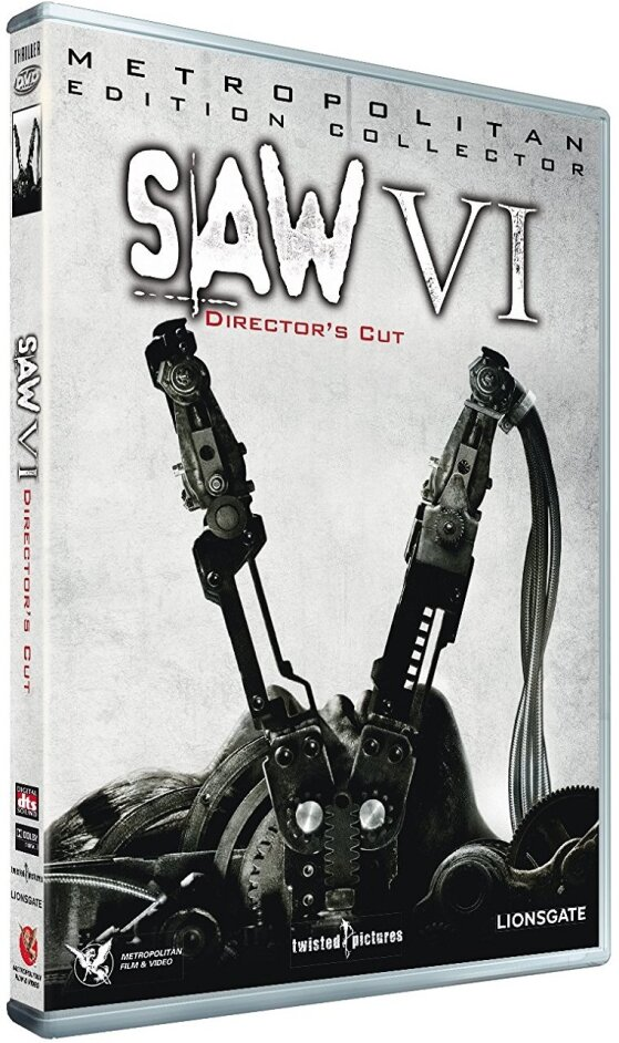 Saw 6 (2009) (Collector's Edition, Director's Cut)