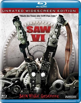 Saw 6 (2009) (Unrated, Widescreen)
