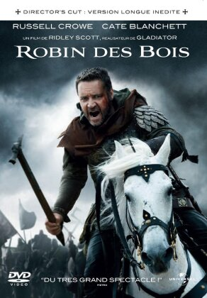 Robin des bois (2010) (Version longue inédite, Director's Cut)