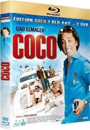 Coco (2009) (Édition Gold, Blu-ray + 2 DVDs)