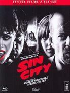 Sin City (2005) (Ultimate Edition, 2 Blu-rays)