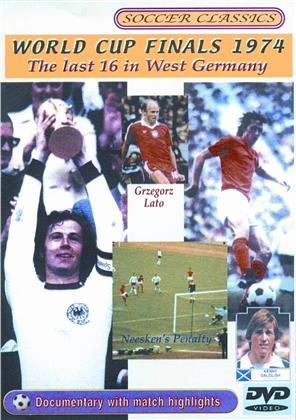World Cup Finals 1974 - The last 16