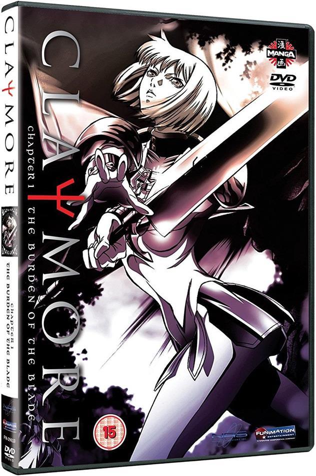 Claymore - Season 1 - Vol. 1 & 2 (2 DVDs)