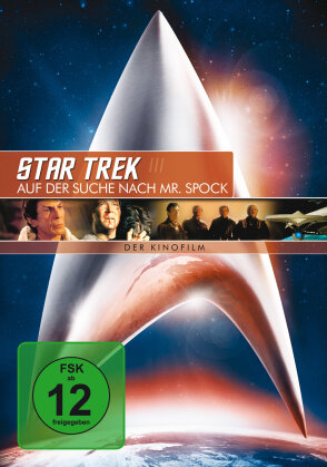 Star Trek 3 - Auf der Suche nach Mr. Spock (1984) (Remastered)