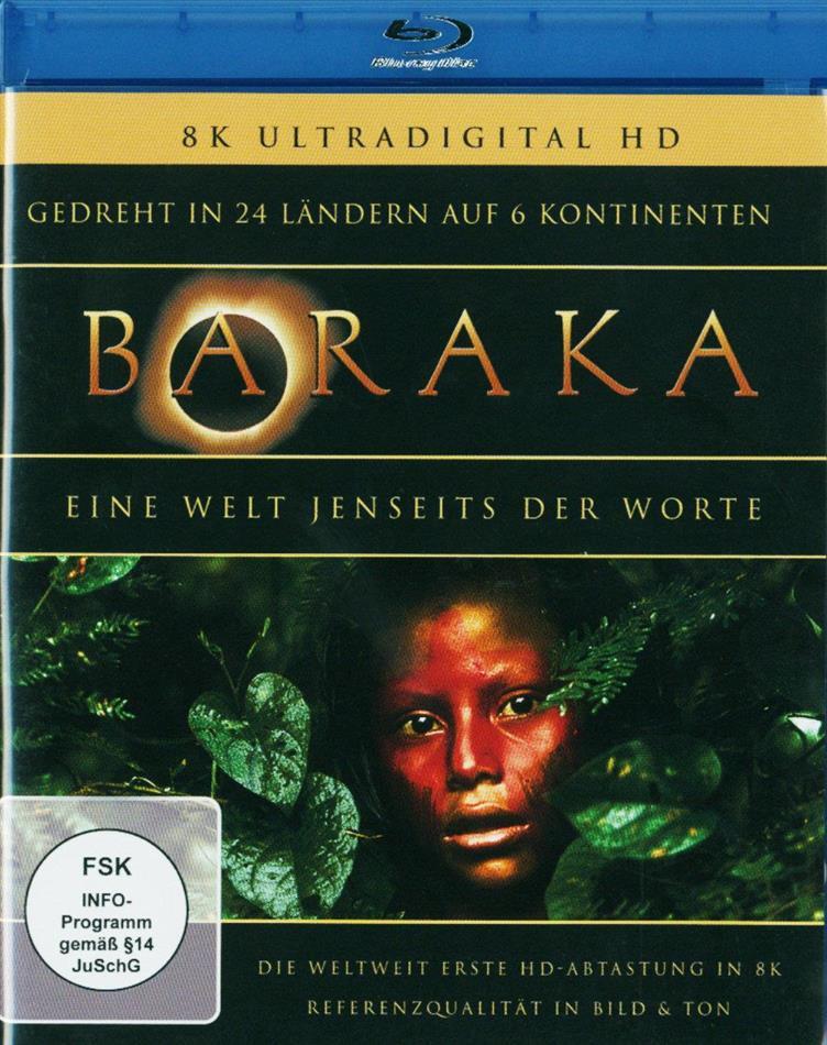 Baraka - Eine Welt jenseits der Worte (1992)