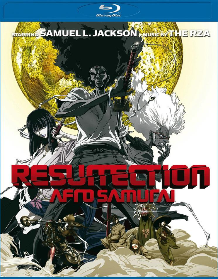 Afro Samurai - Resurrection (Director's Cut)