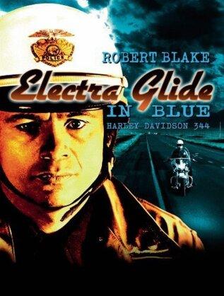 Electra Glide In Blue - Harley Davidson 344 (1973)