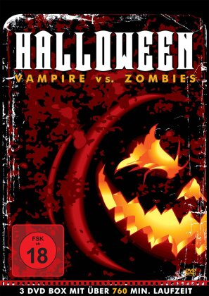 Halloween - Vampire vs. Zombies (Steelbook, 3 DVDs)