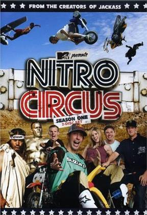 Nitro Circus - Season 1 (2 DVDs)