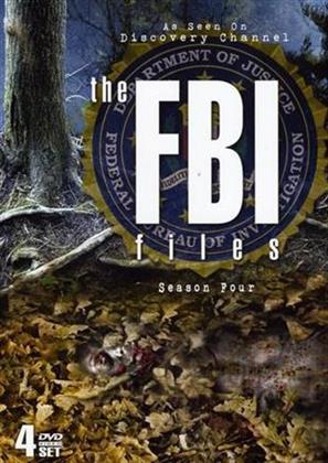 The FBI Files - Season 4 (4 DVDs)