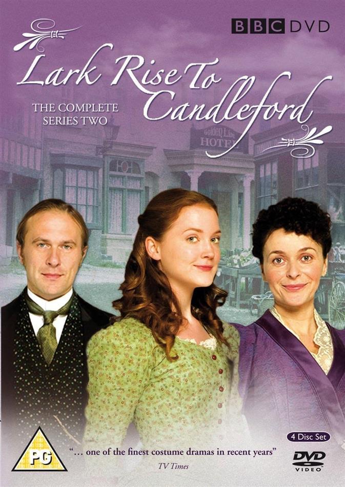 Lark Rise to Candleford - Series 2 (BBC, 4 DVD)