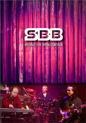 SBB - Behind the iron curtain (Limited Edition, 3 DVDs)