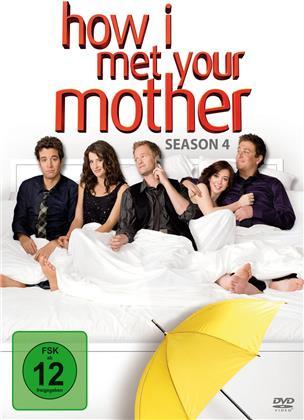 How I met your mother - Staffel 4 (3 DVDs)