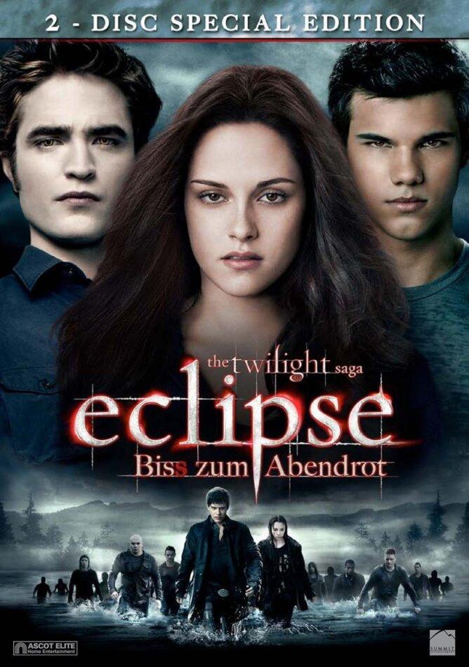 Twilight 3 - Eclipse - Biss zum Abendrot (2010) (Edizione Speciale, 2 DVD)