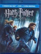 Harry Potter e i doni della morte - Parte 1 (2010) (2 Blu-rays + DVD)