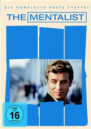 The Mentalist - Staffel 1 (6 DVDs)