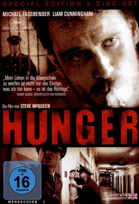 Hunger (2008) (Special Edition, 2 DVDs)