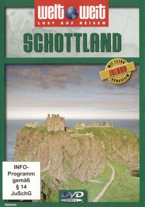 Weltweit - Lust auf Reisen - Schottland (Bonusfilm: Island)