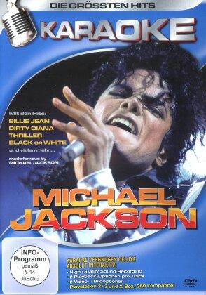 Karaoke - Michael Jackson - Die Grössten Hits