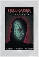Hellraiser Triple Pack (3 DVDs)