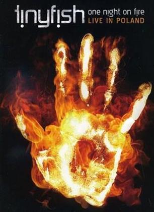 Tinyfish - One Night on Fire (Edizione Limitata, DVD + 2 CD)