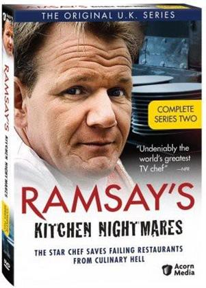 Ramsay's Kitchen Nightmares - Series 2 (3 DVDs)