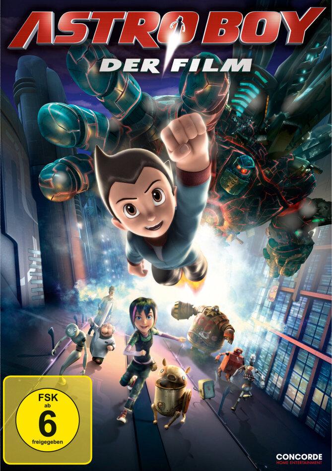 Astro Boy - Der Film (2009)