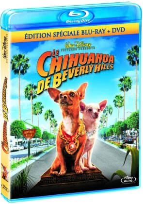 Le Chihuahua de Beverly Hills (2008) (Blu-ray + DVD)