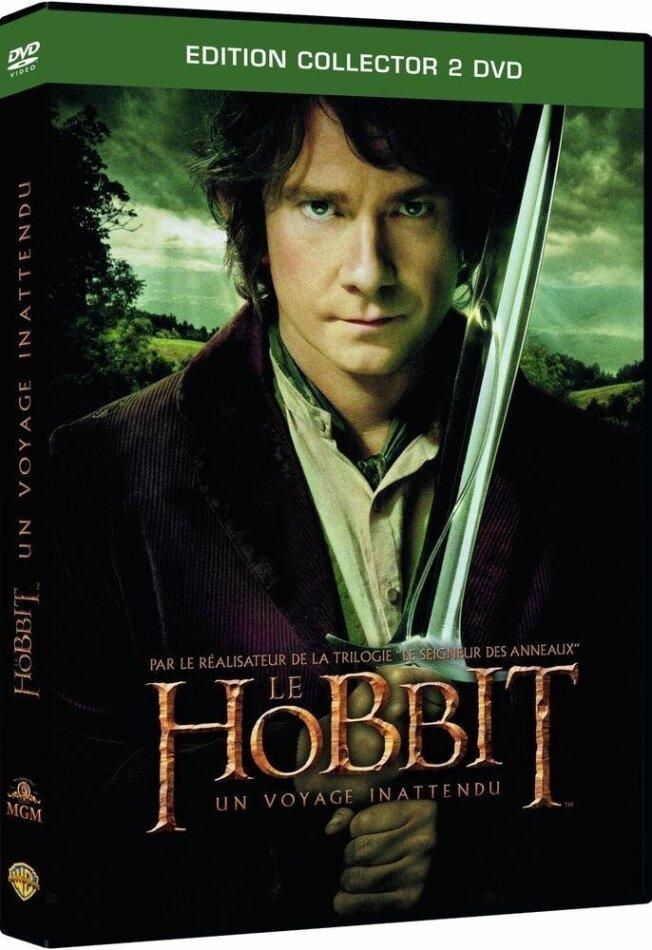 Le Hobbit - Un voyage inattendu (2012) (Collector's Edition, 2 DVDs)