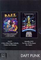 Daft Punk - D.A.F.T. & Interstella 5555 (2 DVDs)