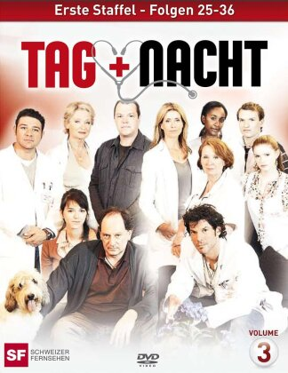 Tag und Nacht - Staffel 1.3 (3 DVDs)