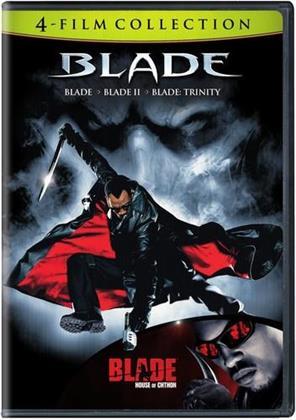 Blade Collection: 4 Film Favorites (2 DVDs)