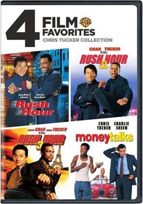 Chris Tucker Collection: 4 Film Favorites (2 DVDs)