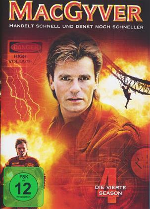 MacGyver - Staffel 4 (5 DVDs)