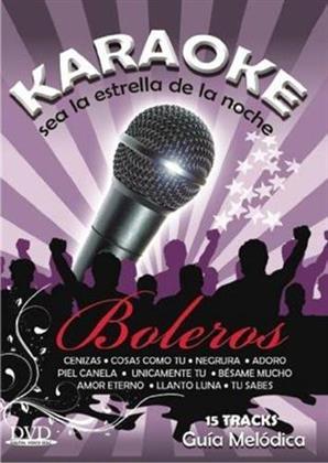 Karaoke - Boleros