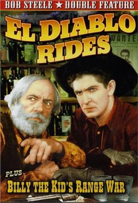El Diablo Rides / Billy the Kid's Range War