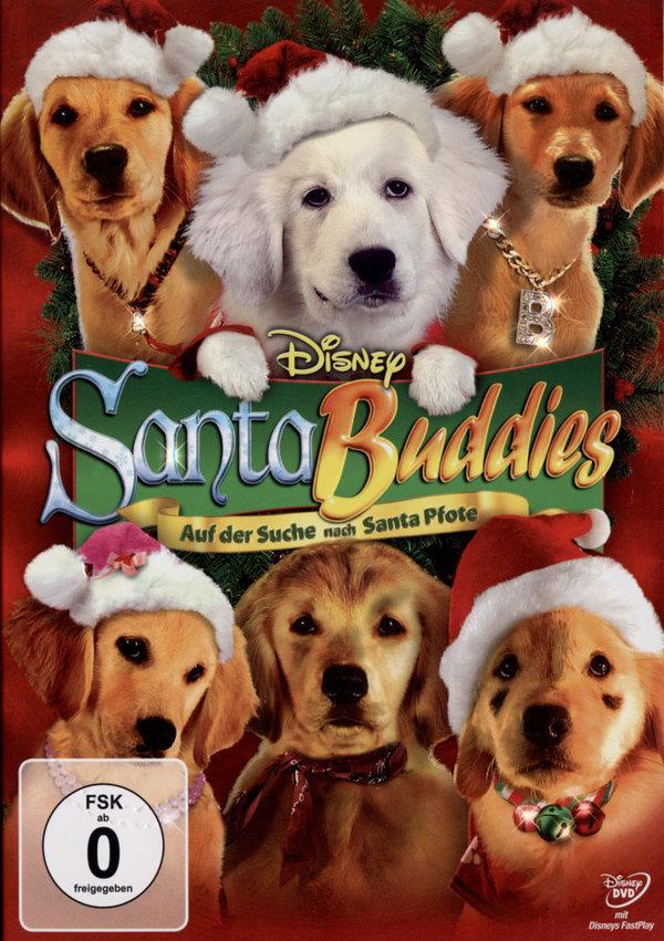 Santa Buddies - Auf der Suche nach Santa Pfote (2009)