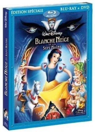 Blanche Neige et les sept nains (1937) (Special Edition, 2 Blu-rays + DVD)