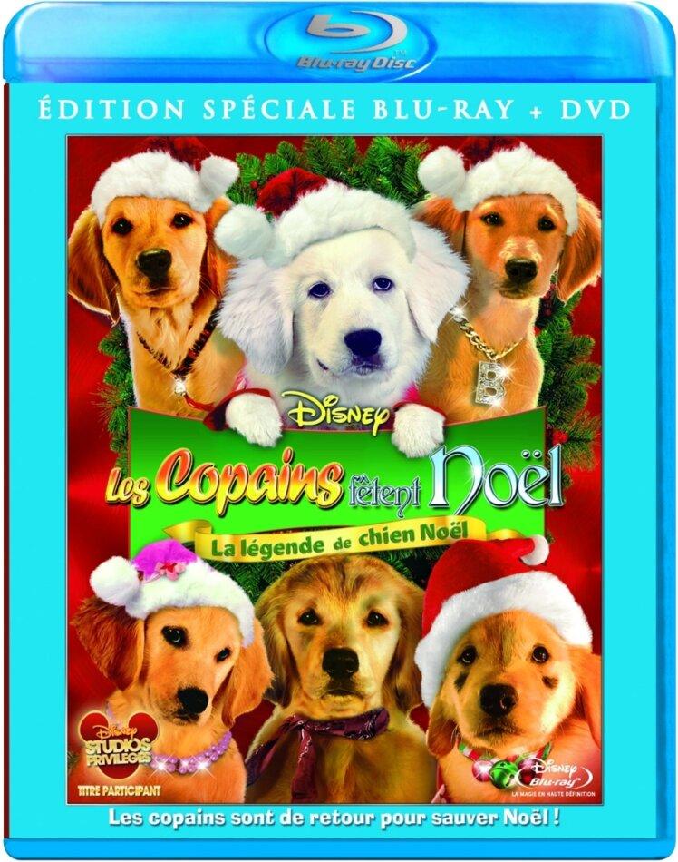 Les copains fêtent Noël (2009) (Blu-ray + DVD)