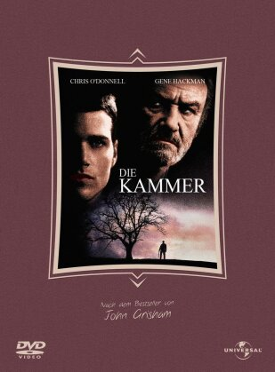 Die Kammer (1996) (Limited Book Edition)