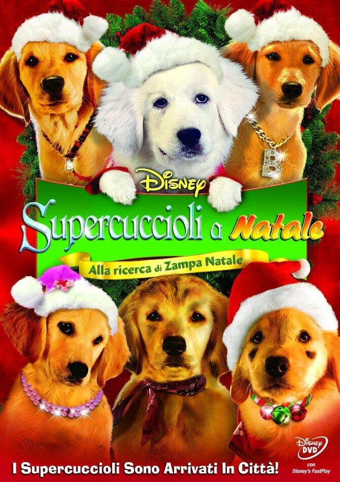 Supercuccioli a Natale (2009)