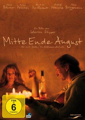 Mitte Ende August