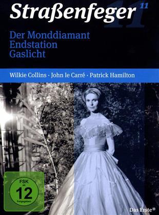 Strassenfeger Vol. 11 - Monddiamant / Endstation / Gaslicht (4 DVDs)