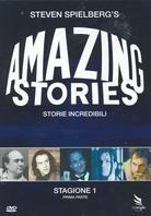 Amazing stories - Storie incredibili - Stagione 1.1 (3 DVDs)