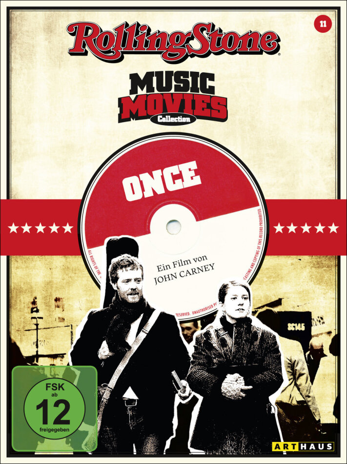 Once (2006) (Rolling Stone Music Movies Collection)