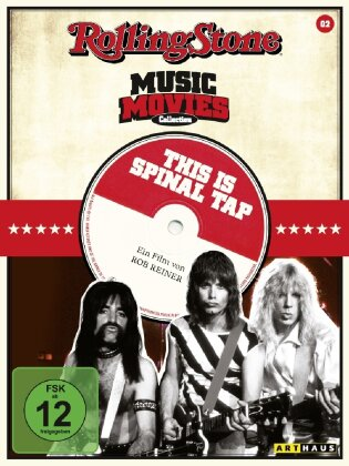 This is Spinal Tap (1984) (Rolling Stone Music Movies Collection)