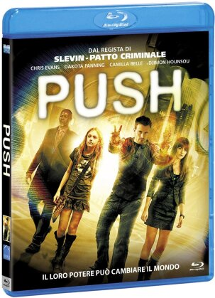 Push (2009) (Blu-ray + DVD)