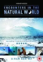 Encounters in the Natural World (Box, 5 DVDs)